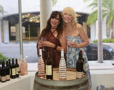 Mystic Wines Grand Opening