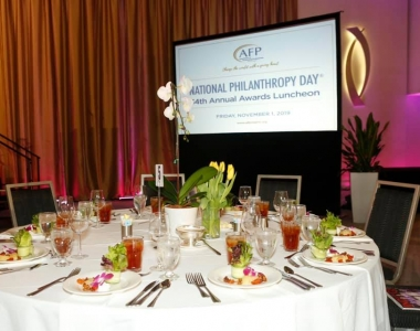 National Philanthropy Day 34th Anniversary Luncheon